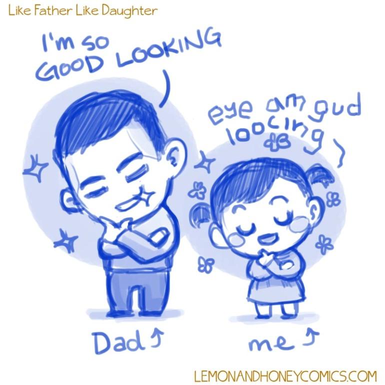 012-Like Father Like Daughter